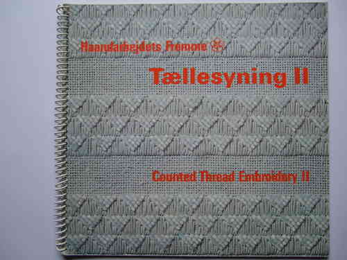 Teallesyning 2 / Counted Thread Embroidery 2