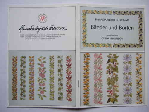 Bänder + Borten / Ribbons and borders
